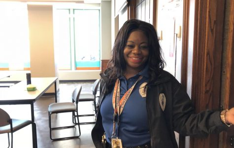 Zina Bush, resource officer