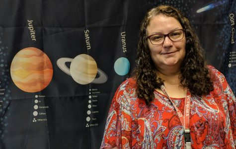 Andria Porch, middle school science teacher
