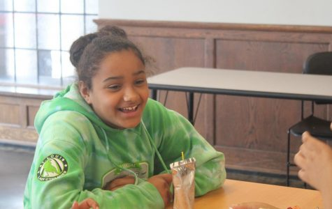 Olivia Samaniego, eighth grade