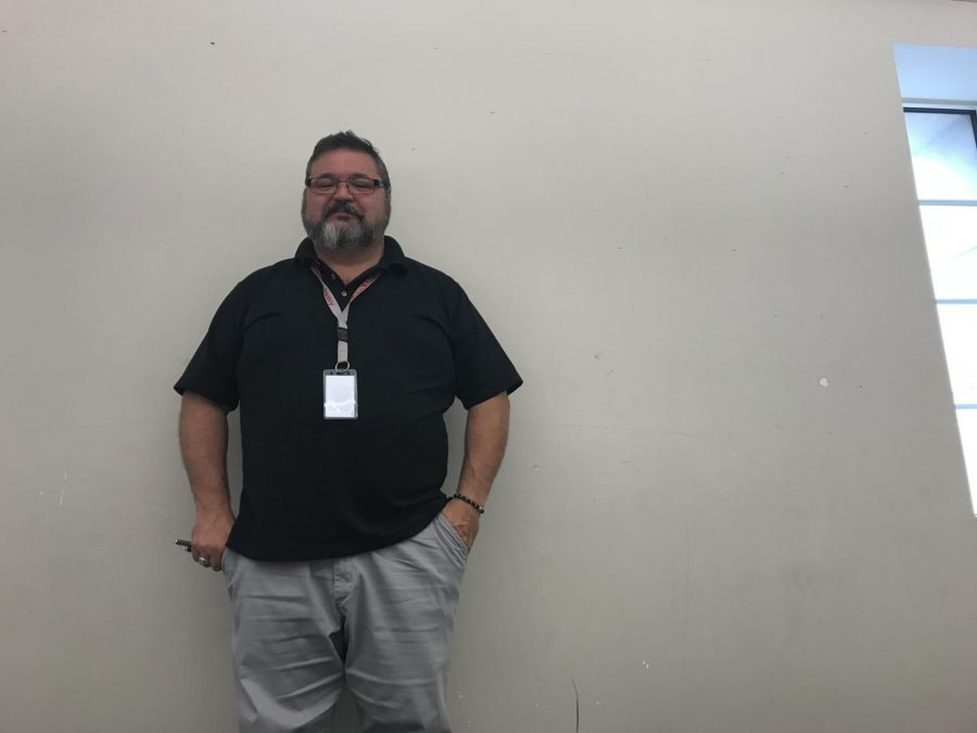 Kevin Lurten, resource educator
