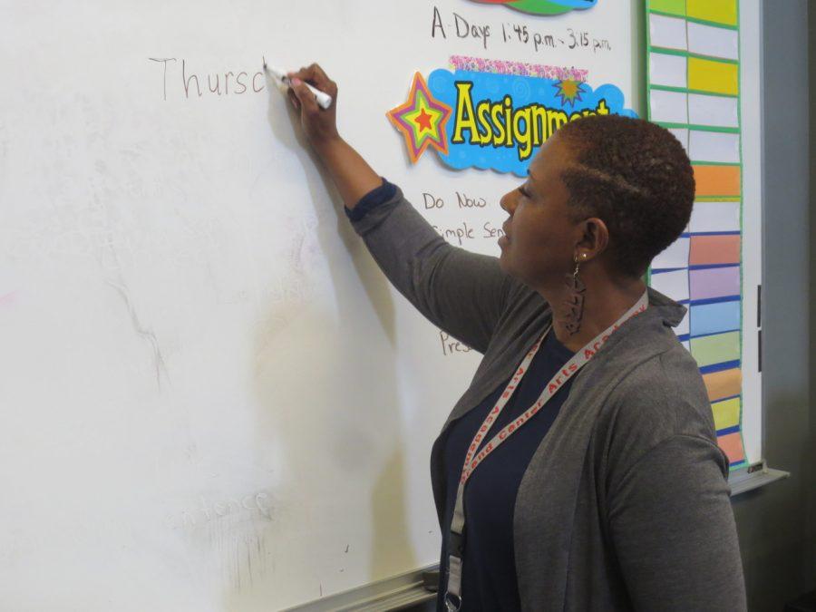 Adriene Van, resource educator