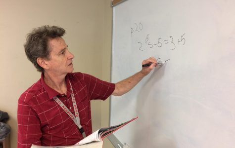 Brian McCalpin, high school math teacher