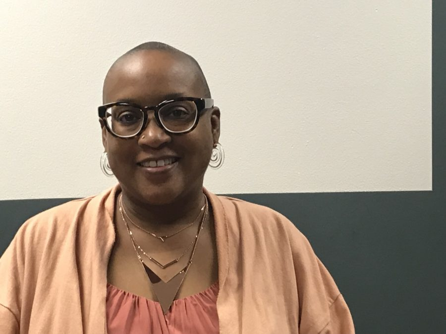 Tosha Pearson, middle school counselor