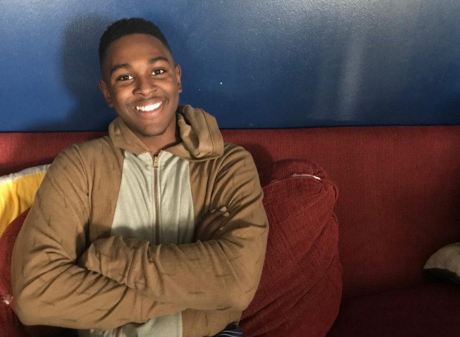 Reginald Coleman, senior