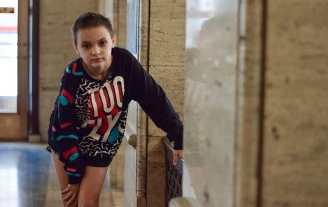 Lucy Corey, sixth grade