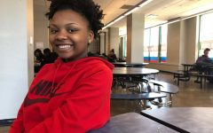 """""""I know it's so like cliche, but love. Like for real. 'Cause it's a lot of bad things that happen especially in the younger generations."""" -Autumn Carrothers, junior"""