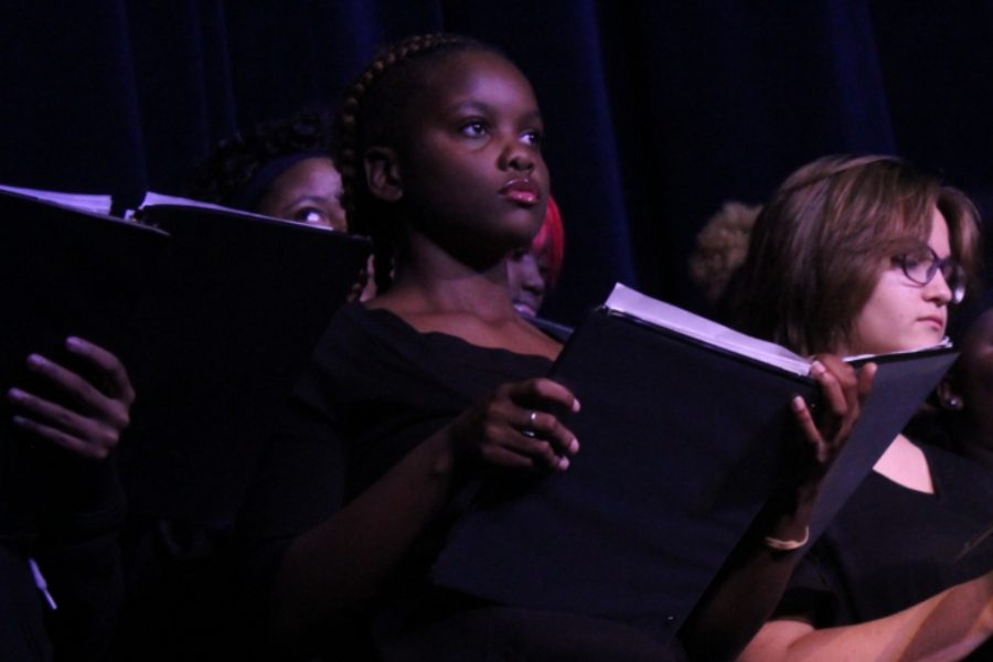 High School 'Concert Choir Treble'