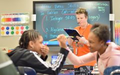 Major minor system uses incentives to improve middle school behavior