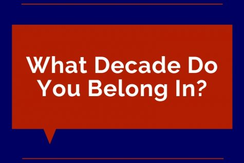 Quiz: What decade do you belong in?