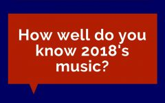 Quiz: How well do you know 2018's music?