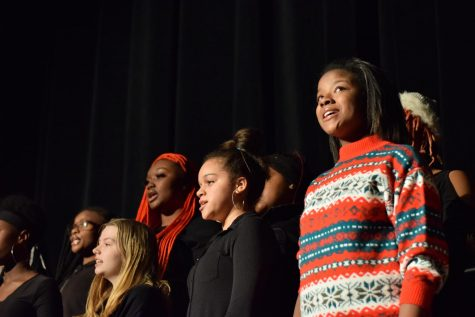 Winter Concert combines instrumental and vocal music into one event