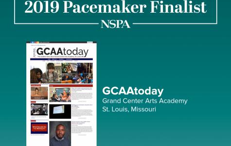 GCAAtoday named finalist for national award