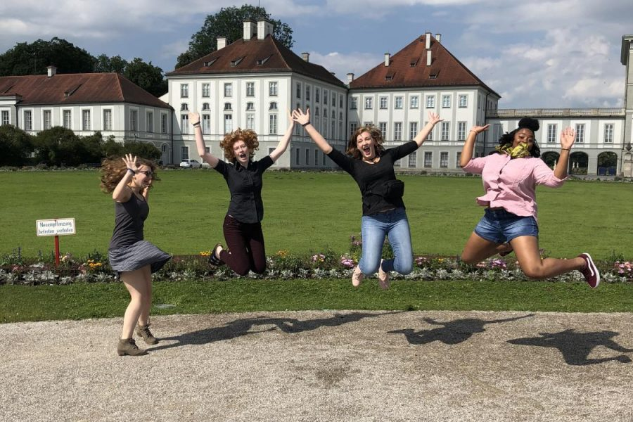 Students travel through Europe over summer of 2018