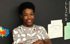 Michael Hennings, sixth grade