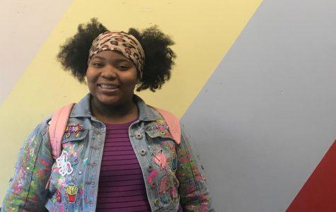 Kayley Bryant-Vaughn, sixth grade