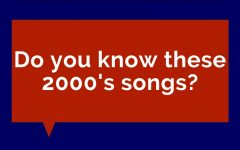 Do you know the lyrics to these 2000's songs?