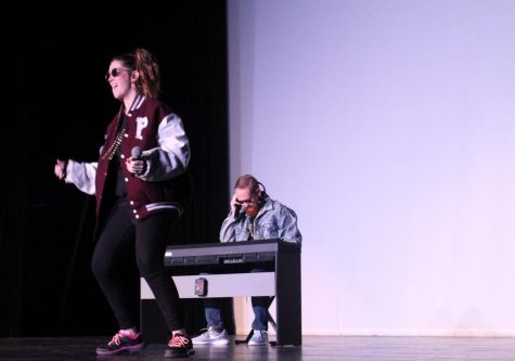 Students, teachers participate in lip sync battle to fund HERstory