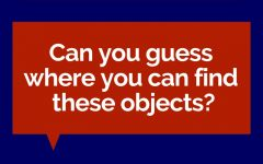 Quiz: Can you guess where you can find these objects?