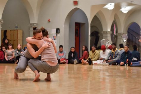 Colleges collaborate with dance department