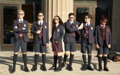 Umbrella Academy, everyone's new X-Men?