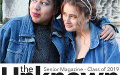 The Unknown: Class of 2019 senior magazine