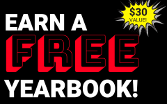 You can earn a FREE copy of the 2020 yearbook!