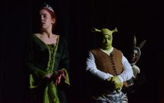 """The cast of Shrek puts on """"Shrek Unplugged"""" for middle school"""