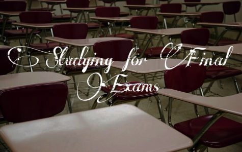 Tips on studying for finals