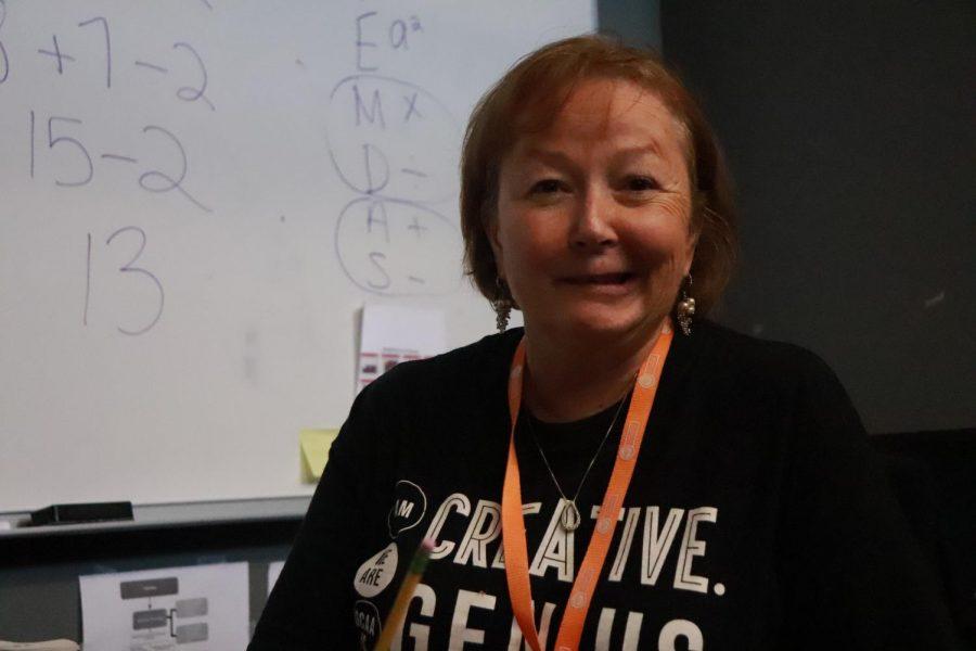 Carol Fuches, SPED teacher