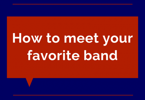 How to meet your favorite band
