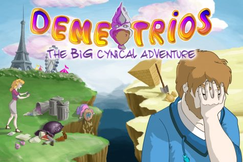 Demetrios: The BIG Cynical Adventure—a game as good as it is disgusting