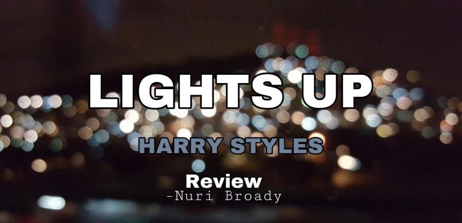 Harry+Styles+releases+a+sparkly+surprise+on+YouTube%3A+%22Lights+Up%22