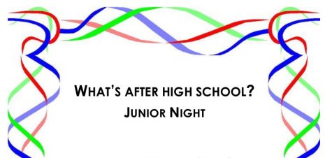 High school counselors host a junior night to prepare students for college