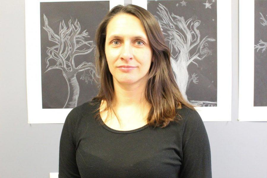 Rachel Stohler, gifted coordinator