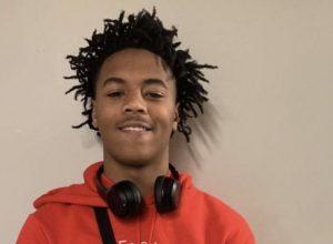 Roderick Jones, freshman