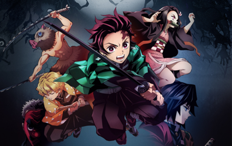 Promotional image for Demon Slayer: Kimetsu no Yaiba. Used with permission.