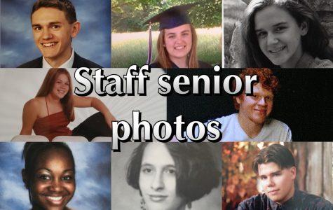 Staff senior photos