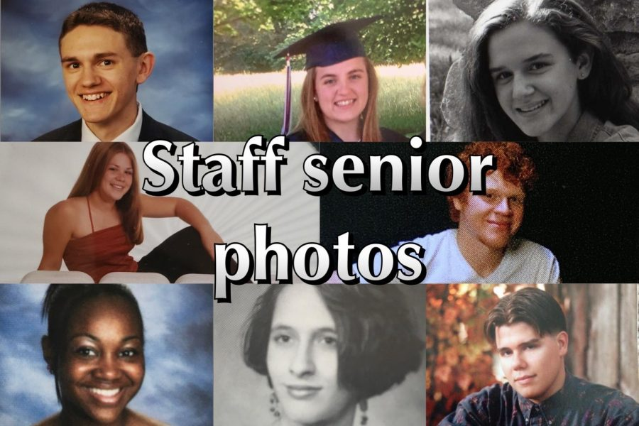 Flashback: Staff senior photos