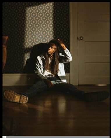 Image of the cover of Royce Martins single, October. Provided by Royce Martin.