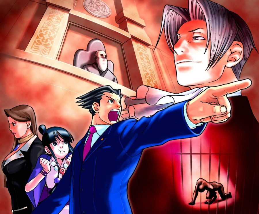 Phoenix Wright Ace Attorney The Best Game You Might Not Have